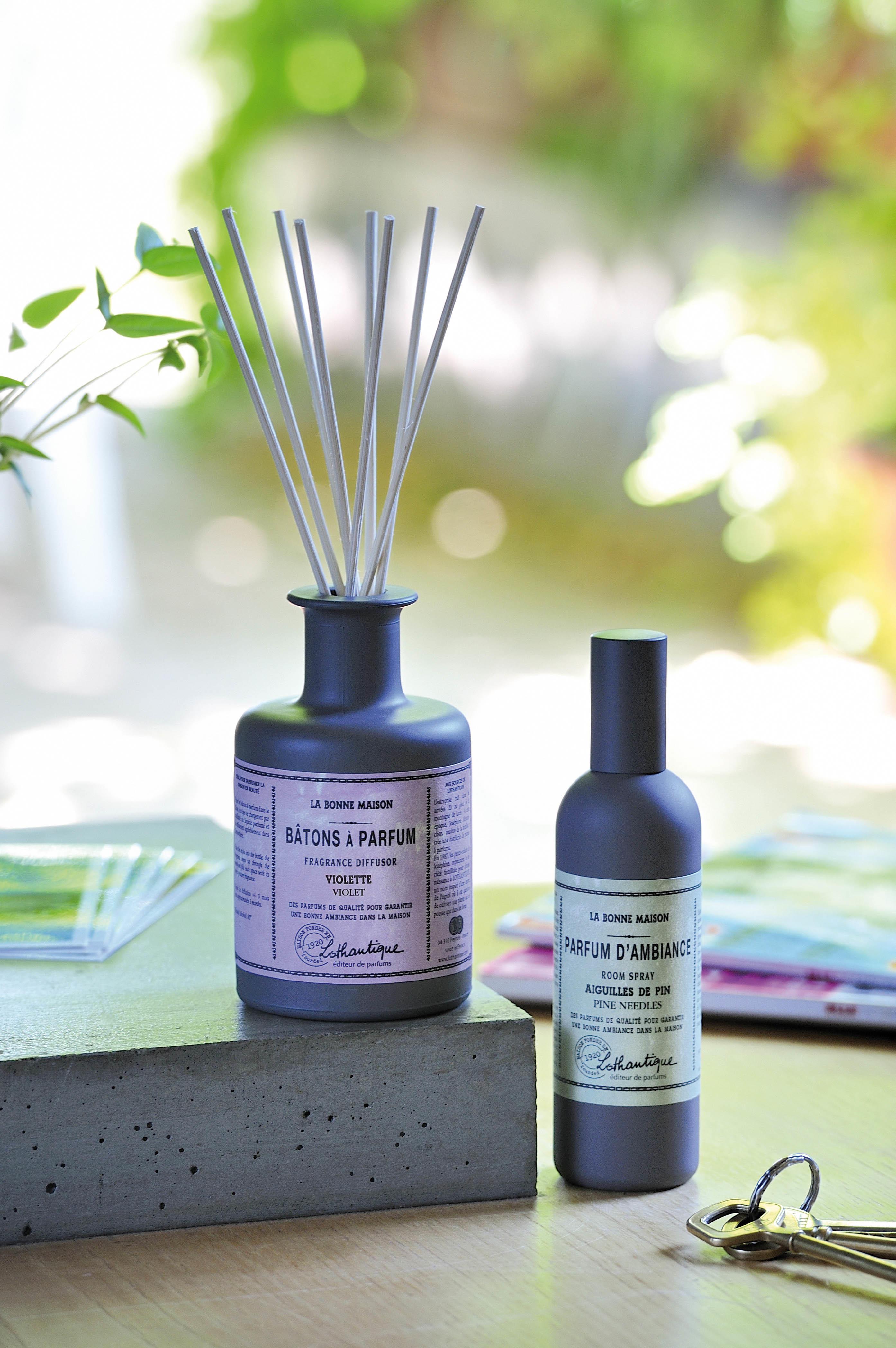 la bonne maison collection lothantique lothantique diteur de parfums. Black Bedroom Furniture Sets. Home Design Ideas